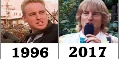 Every Owen Wilson Wow In Chronological Order (1996 –2017)