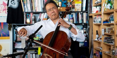 Yo-Yo Ma Did a Tiny Desk Concert and Now It's Raining on My Face