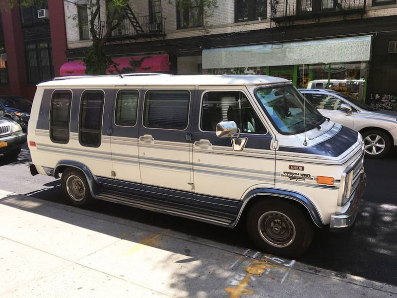airbnb van new york soho 6 If Youre Going to New York You Can Rent This Van in Soho on Airbnb