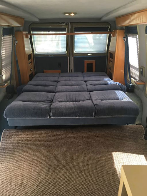 airbnb van new york soho 9 If Youre Going to New York You Can Rent This Van in Soho on Airbnb