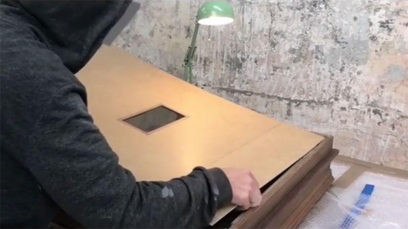 banksy shredder auction 5 Banksy Artwork Self Destructs after Selling for $1 Million at Auction
