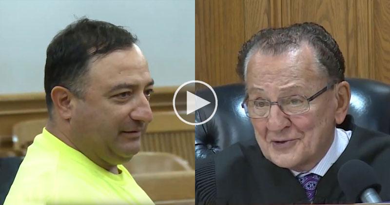 Man Returns to Confront Judge that Challenged Him 20 YearsPrior