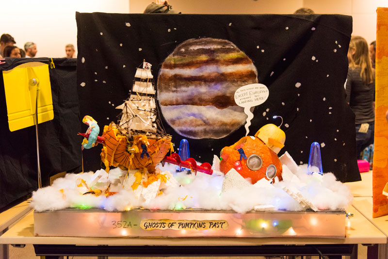 nasa pumpkin carving contest 2018 3 When NASA Has a Pumpkin Carving Contest Expect Over Engineered Goodness