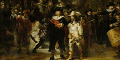 "What Makes Rembrandt's ""The Night Watch"" Such a Masterpiece"