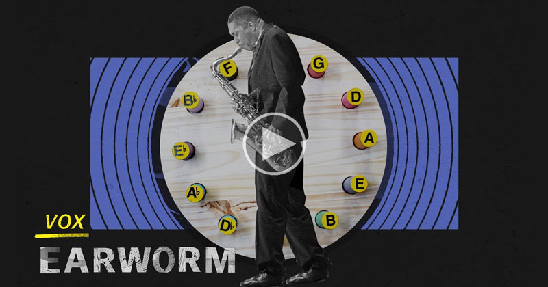"Deconstructing John Coltrane's Seminal Jazz Song ""Giant Steps"""
