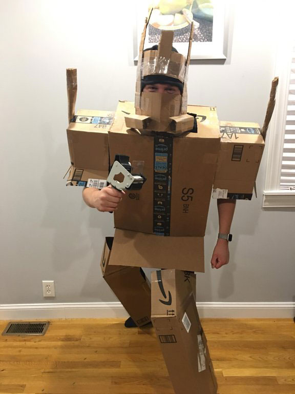 funny halloween costume 9 17 Halloween Costumes That Will Make Your Day