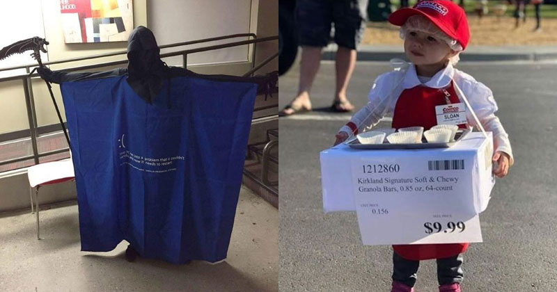 17 Halloween Costumes That Will Make Your Day