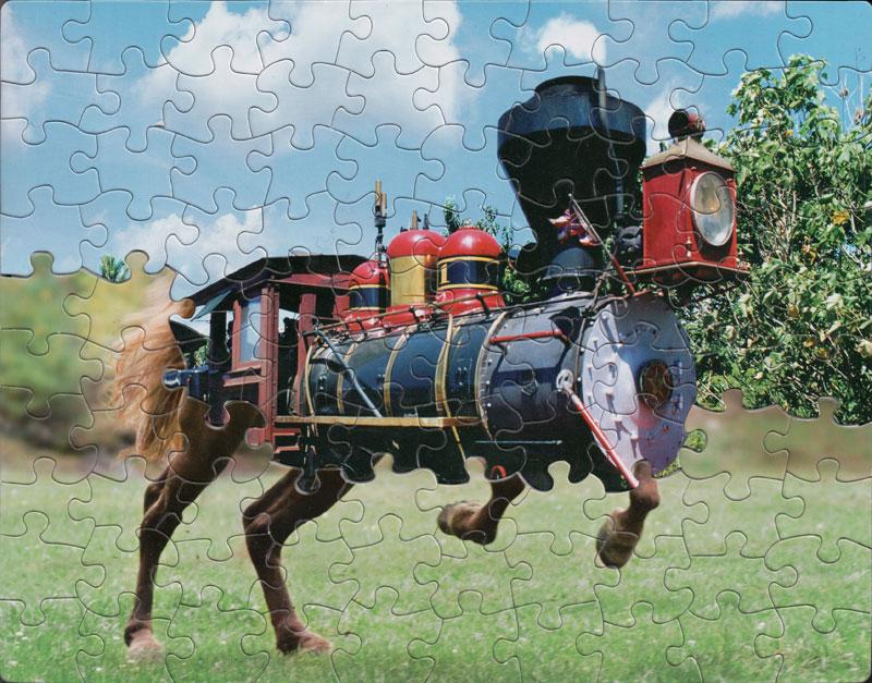 jigsaw puzzle mashups by tim klein 4 Jigsaw Puzzle Mashups by Tim Klein (9 Photos)