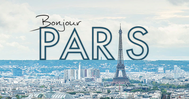 A Captivating Hyperlapse Through Paris' Most Iconic TouristAttractions