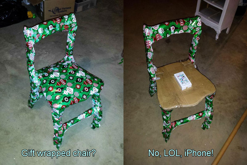 funny disguised christmas gifts 8 People Disguising Their Christmas Gifts is My New Favorite Thing