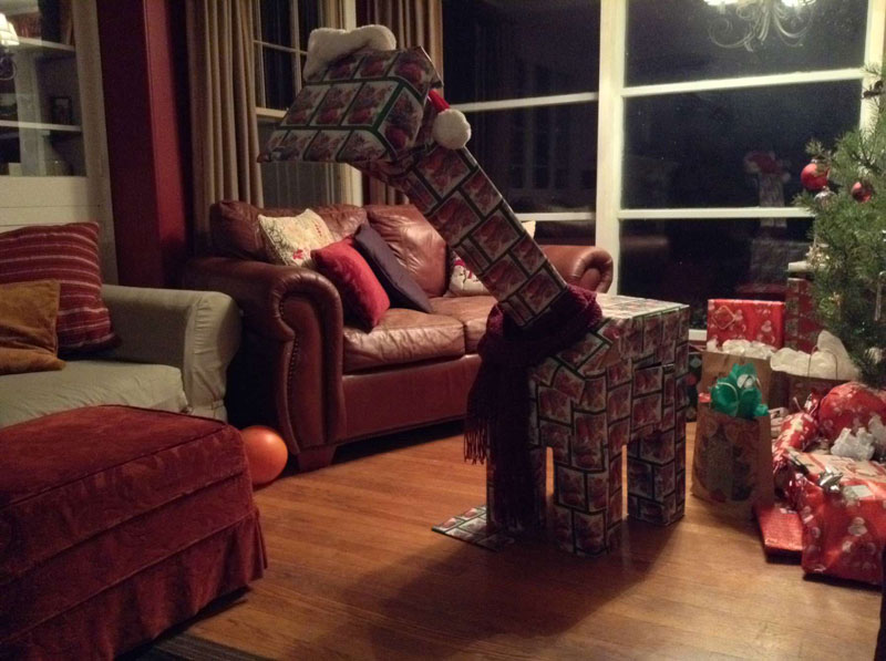 funny disguised christmas gifts 9 People Disguising Their Christmas Gifts is My New Favorite Thing