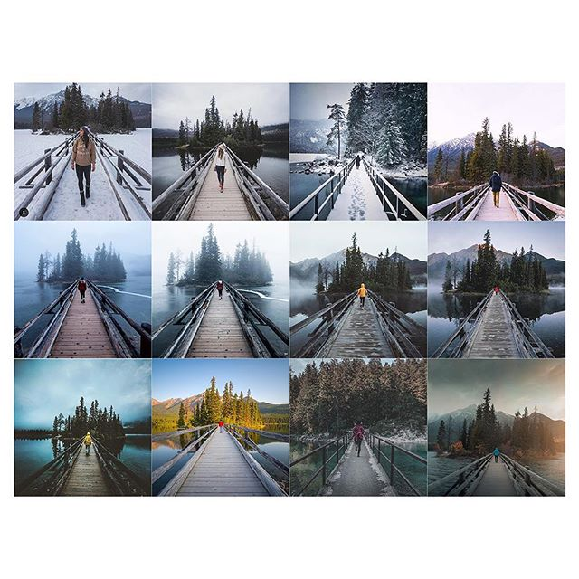 insta repeat IG Collages of the Travel Photos You See Everywhere 21 This Account Creates Collages of the Travel Photos You See Everywhere