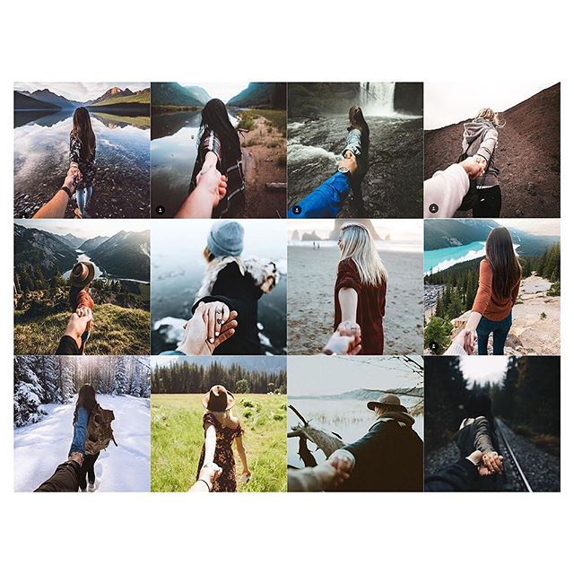 insta repeat IG Collages of the Travel Photos You See Everywhere 4 This Account Creates Collages of the Travel Photos You See Everywhere