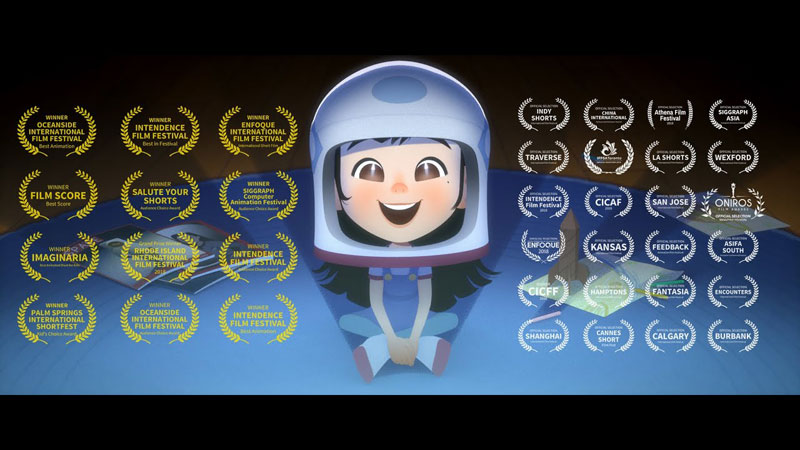This Award Winning Animated Short Says a Lot Without Any Dialogue