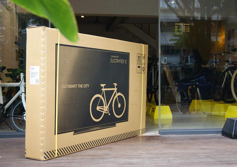 dutch bike company vanmoof puts tv on packaging reduces shipping damage 80 percent 4 Dutch Bike Company Puts TV on Packaging, Reduces Shipping Damage 80%