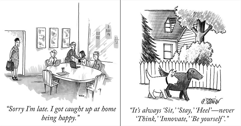 29 Perfect Reasons to Love New Yorker Cartoons
