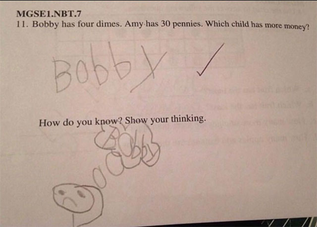funny witty cheeky test answers 16 25 Inspired Test Answers That Show The Kids Are Going To Be Alright