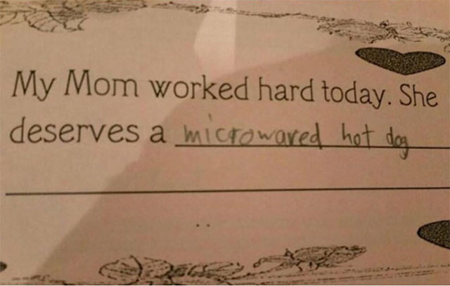 funny witty cheeky test answers 21 25 Inspired Test Answers That Show The Kids Are Going To Be Alright