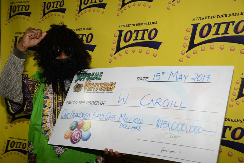 jamaica lottery winners masks costumes 8 In Jamaica, Big Lottery Winners Get Costumes to Protect Their Identity