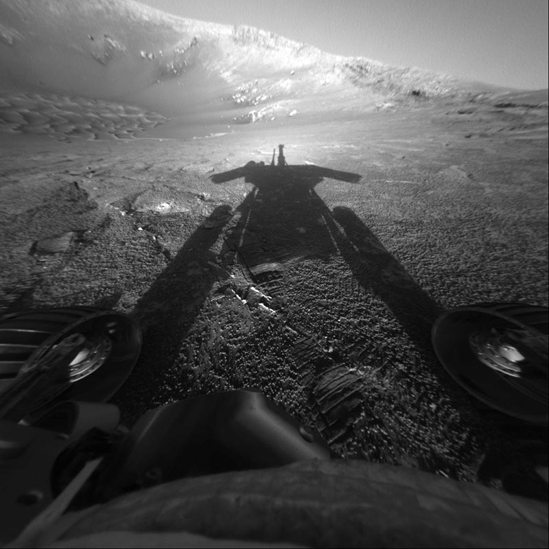 nasa mars opportunity rover 2 RIP Mars Opportunity Rover. Designed For 90 Days, It Lasted 14 Years