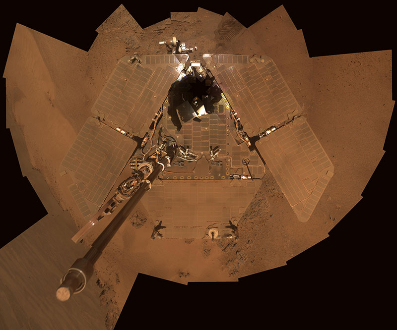 nasa mars opportunity rover 8 RIP Mars Opportunity Rover. Designed For 90 Days, It Lasted 14 Years