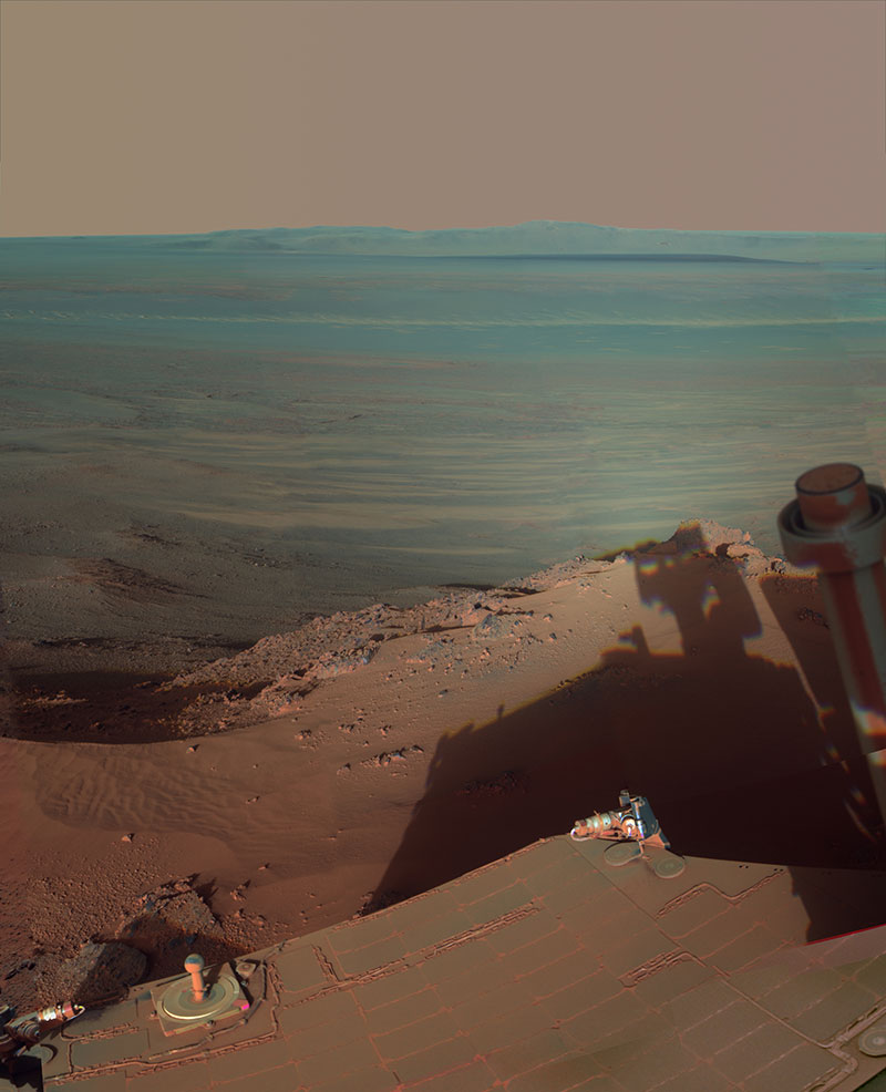 nasa mars opportunity rover 9 RIP Mars Opportunity Rover. Designed For 90 Days, It Lasted 14 Years
