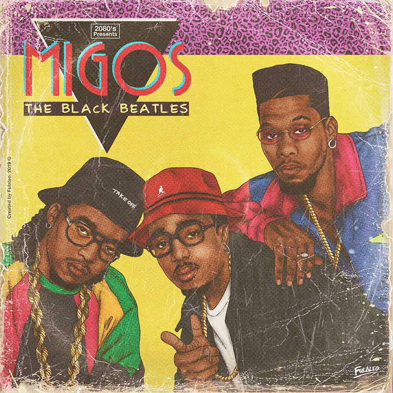 80s album covers of todays pop stars 11 These Retro 80s Album Covers of Todays Pop Stars are Totally Radical