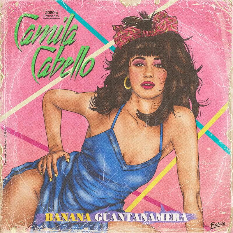 80s album covers of todays pop stars 15 These Retro 80s Album Covers of Todays Pop Stars are Totally Radical