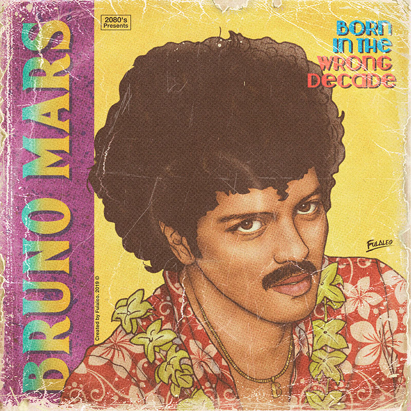 80s album covers of todays pop stars 20 These Retro 80s Album Covers of Todays Pop Stars are Totally Radical