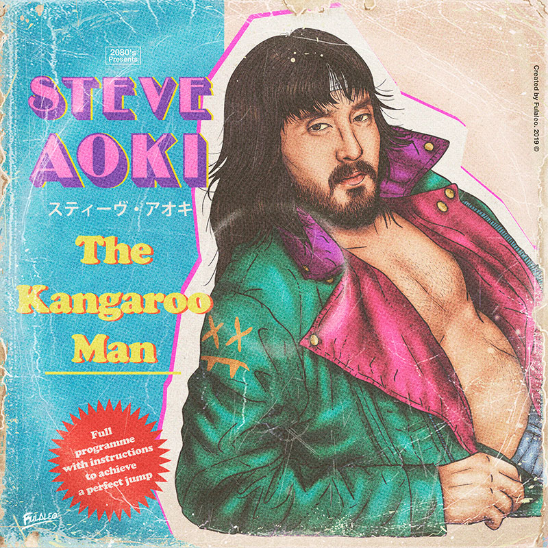 80s album covers of todays pop stars 4 These Retro 80s Album Covers of Todays Pop Stars are Totally Radical