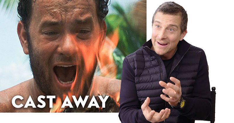 I Could Watch Bear Grylls Review Survival Movies AllDay