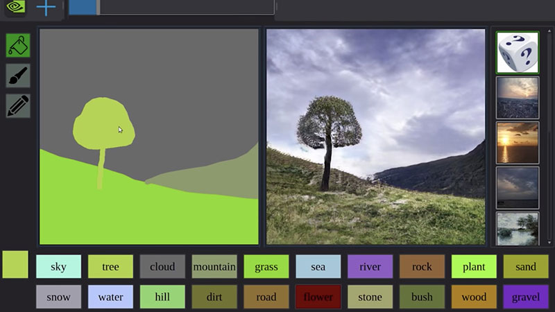 deep learning smart paintbrush turns doodles into photorealistic images 8 Deep Learning Smart Paintbrush Turns Doodles Into Photorealistic Images