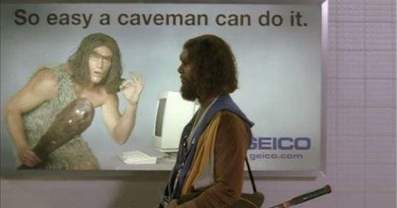 All of Geico's Best Caveman Commercials in One NostalgicSupercut