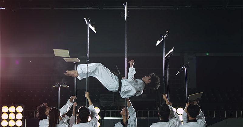 Insane Martial Arts Stunts in 4K Slow Motion