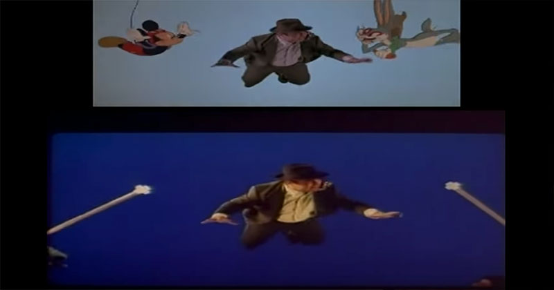 Amazing VFX Reel Shows 'Who Framed Roger Rabbit' Was Ahead of Its Time