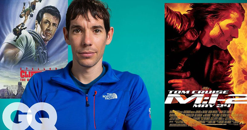 Alex Honnold Breaks Down Iconic Rock Climbing Sce… OMG Look At His Hands