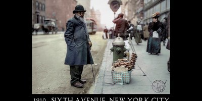 A Street Photograph From Every Year Since Its Inception(1838-2019)