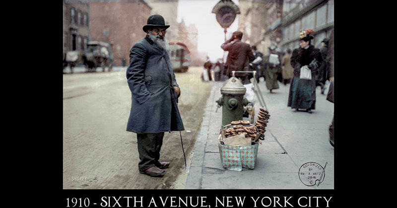 A Street Photograph From Every Year Since Its Inception (1838-2019)