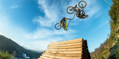 If Danny MacAskill Was YourUncle..