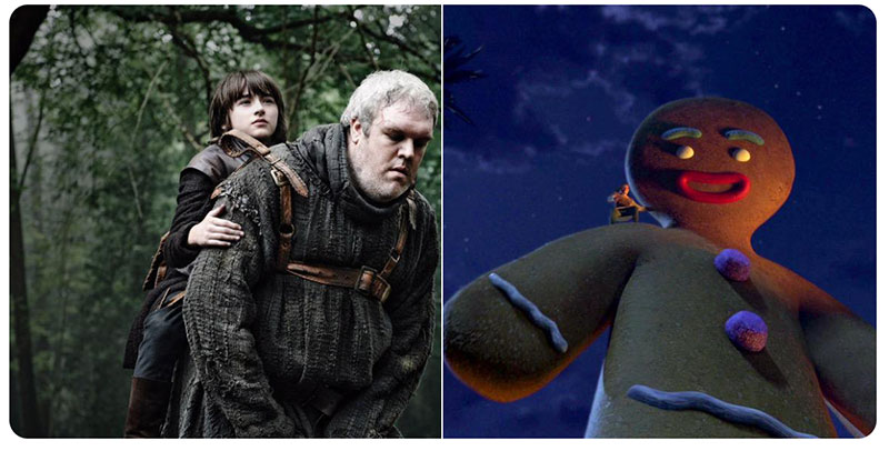 Game Of Thrones Is Just Live-Action Shrek (11 Comparisons ...