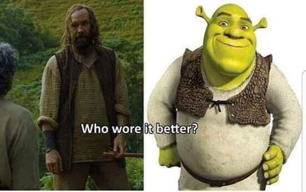 game of thrones is live action shrek 2 Game of Thrones is Just Live Action Shrek (11 Comparisons)