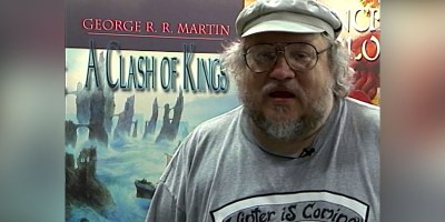 A 1998 Interview With George RR Martin On His 'Epic New Fantasy Series'