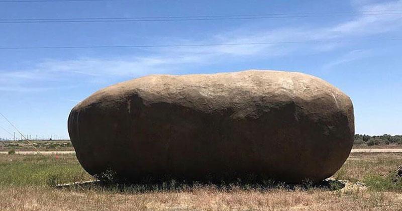 Breaking: You Can Finally Spend a Night Inside a GiantPotato