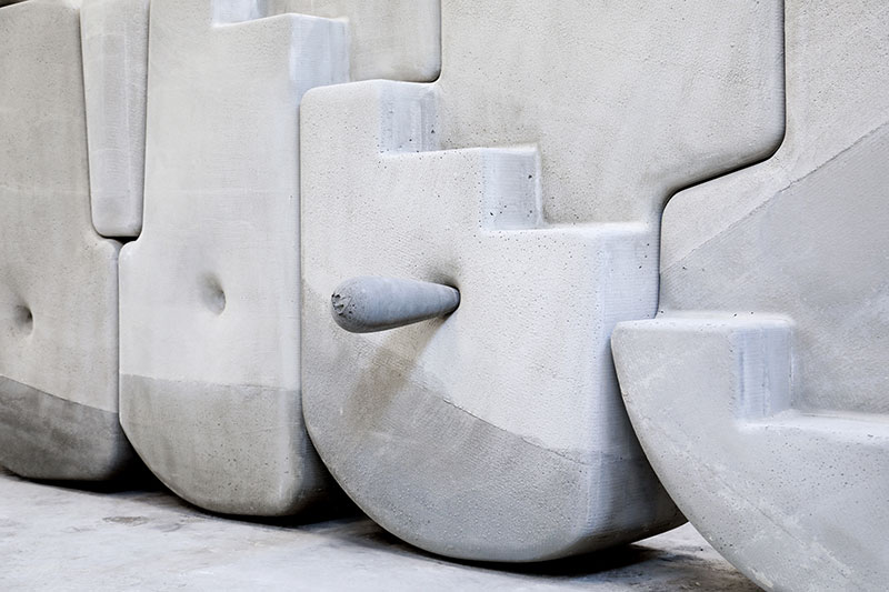 moveable concrete blocks by matter design 10 Moving Giant Concrete Blocks With Just Your Hands
