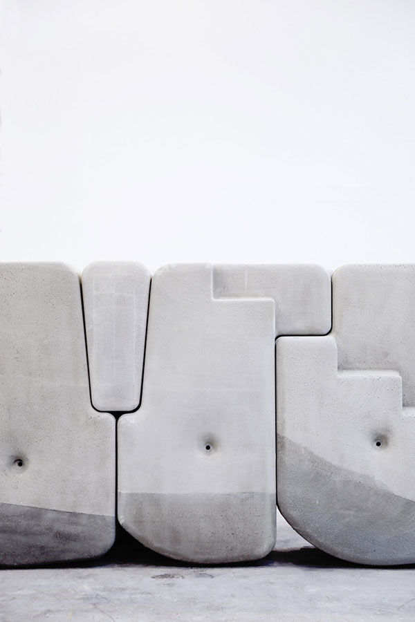 moveable concrete blocks by matter design 12 Moving Giant Concrete Blocks With Just Your Hands
