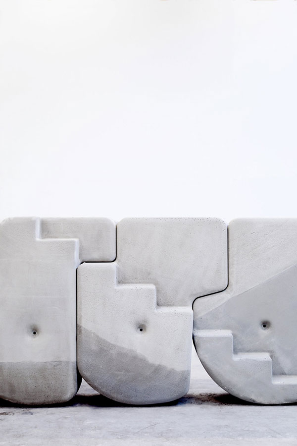 moveable concrete blocks by matter design 13 Moving Giant Concrete Blocks With Just Your Hands