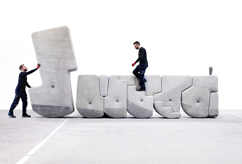 moveable concrete blocks by matter design 2 Moving Giant Concrete Blocks With Just Your Hands