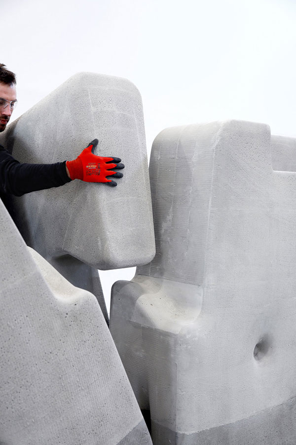 moveable concrete blocks by matter design 9 Moving Giant Concrete Blocks With Just Your Hands