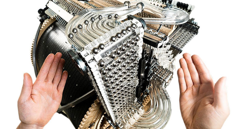 Wintergatan's Ambitiously Awesome Musical Marble Machine Continues to Evolve