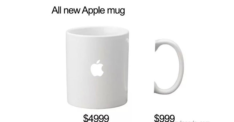 apple mug funny meme The Shirk Report   Volume 529